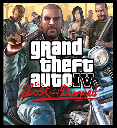 Grand Theft Auto IV: The Lost and the Damned - PS3 [Digital Code]