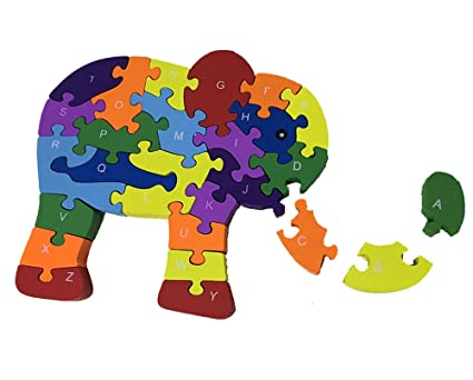 Educational Toys For 4 Years : Amazon toys for year old boys education new wooden jigsaw