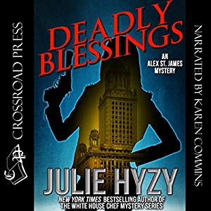 Deadly Blessings: An Alex St. James Mystery Audiobook