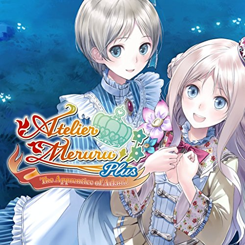 Atelier Meruru Plus:  The Apprentice of Arland - PS Vita [Digital Code]