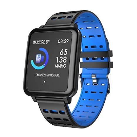 Amazon.com: T2 Smart Watch Men IP67 Life Waterproof ...
