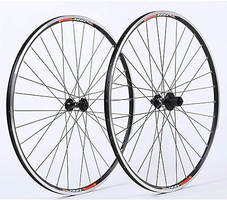 MZPWJD CX Juego Ruedas Bicicleta 700C Llanta Aleación Doble Pared ...