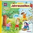 WAS IST WAS Kindergarten, Band 1. Jahreszeiten: Spielen, lernen,wissen ab 3 Jahren