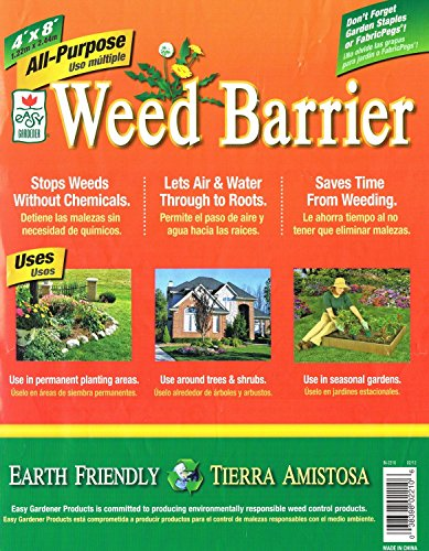 Weed Barrier Weed Killer All Purpose Stops Weeds