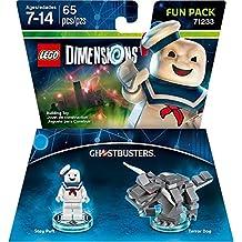 Warner Bros Lego Dimensions Ghostbusters Stay Puft Pack - Ghostbusters Stay Puft Fun Pack Edition