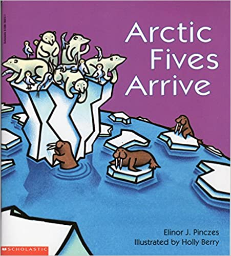 Book Arctic Fives Arrive