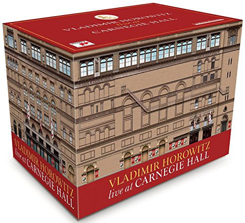 Vladimir Horowitz live at Carnegie Hall by Sony Classical