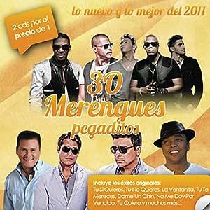 30 Merengues Pegaditos. Lo Nuevo Y Lo Mejor Del 2011