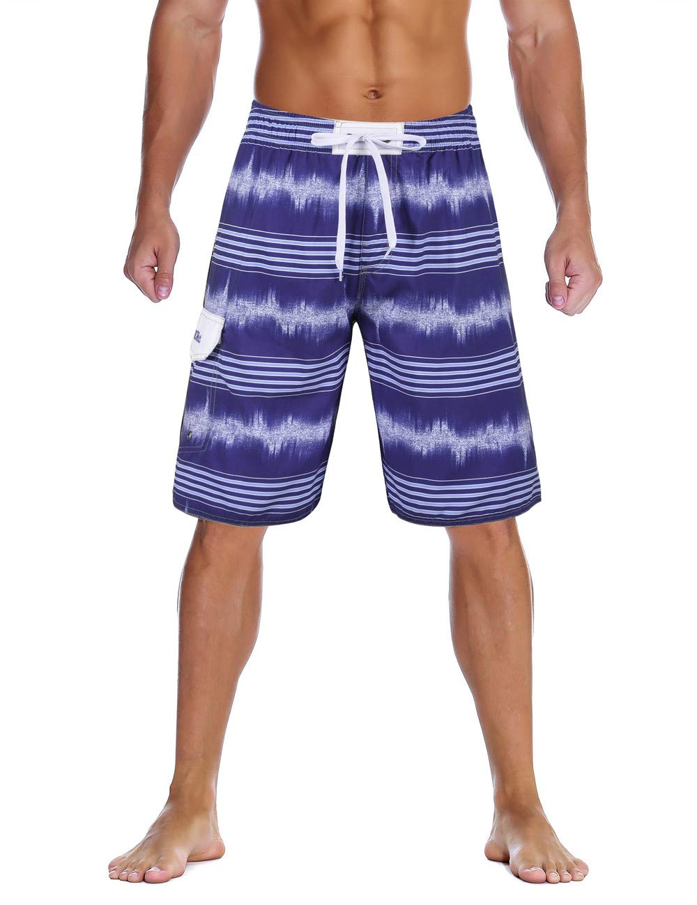 Nonwe Men's Surf Shorts Summer Quick Dry Holiday