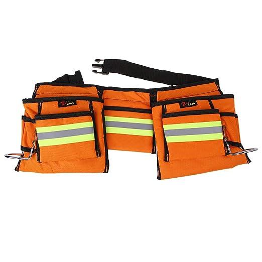 600D Oxford Cinturones de tela para herramientas, bolsa de ...