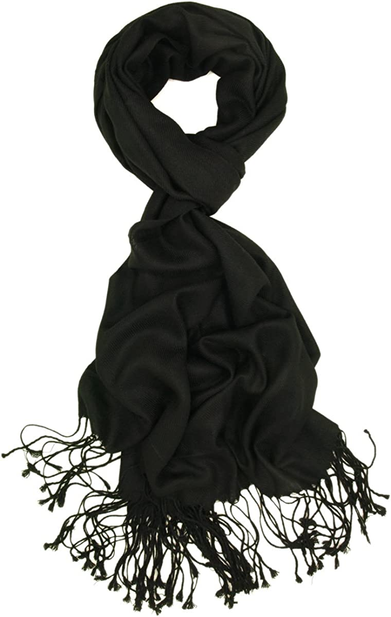Different Colors Available Eco-Friendly Premium Silky Soft Bamboo Fiber Scarf