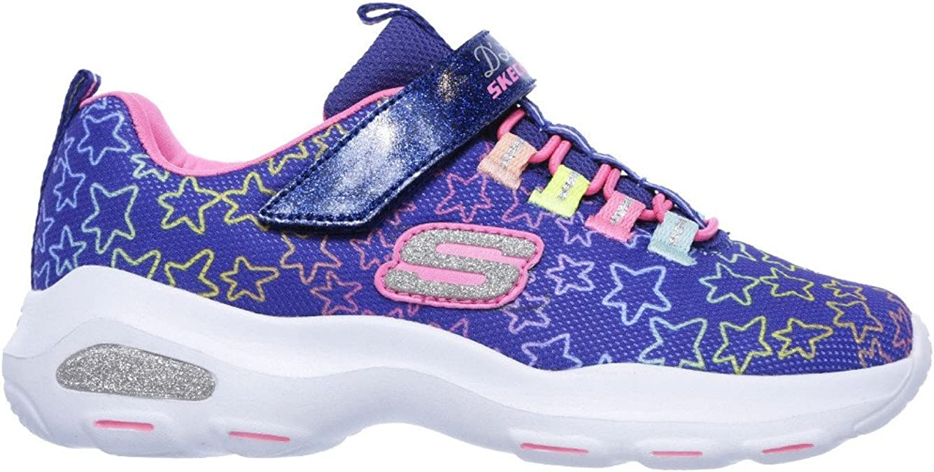 Skechers DLite Ultra-Star Sprinter, Zapatillas para Niñas: Amazon ...