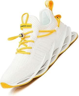 Damyuan Bambas Running Hombre Casual Gimnasio Tenis Trail Correr Zapatillas DeportivasGym Trekking Calzado Zapatos: Amazon.es: Zapatos y complementos