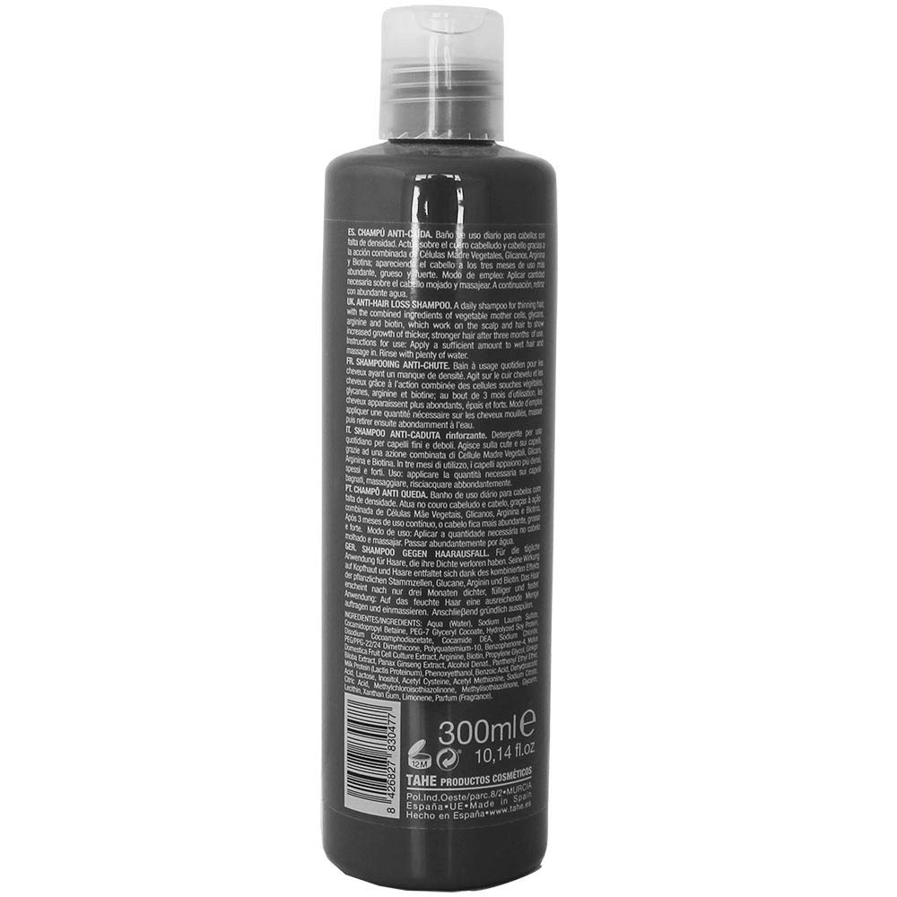 Amazon.com : TAHE BOTANIC STYLING FITOXIL FOR MEN SHAMPOO ...