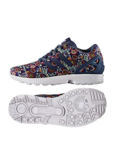 Adidas Sneaker ZX FLUX W S76595 Mehrfarbig
