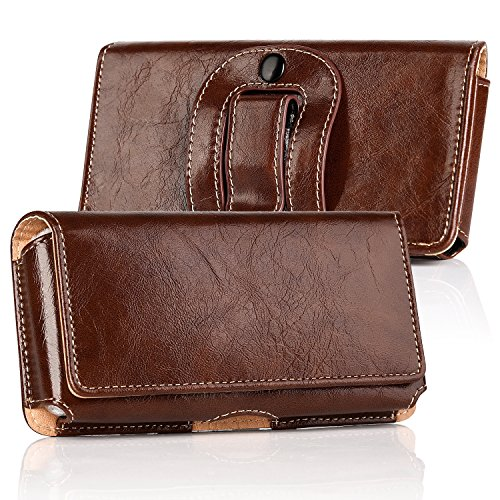 Premium Leather Belt Clip - 5
