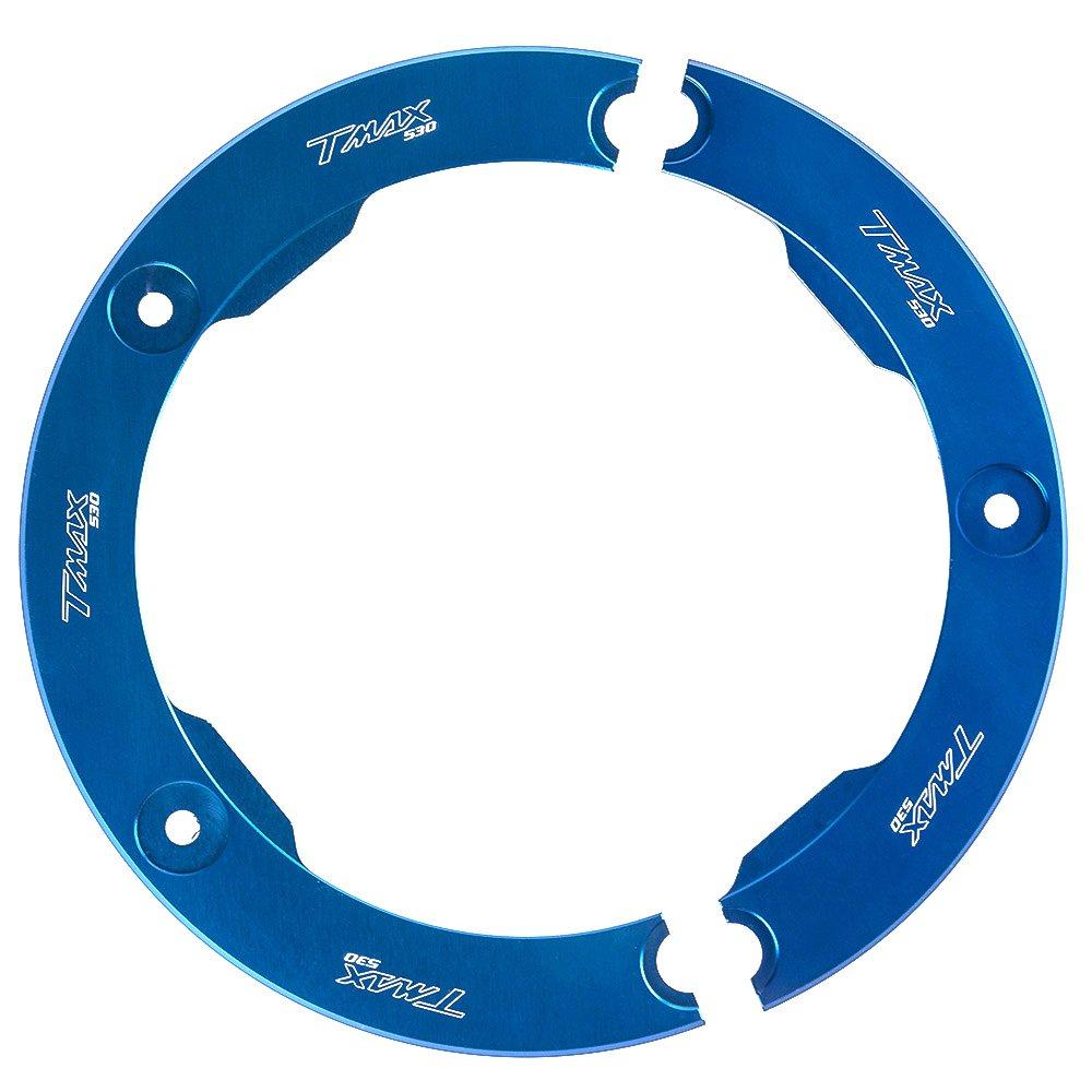 in alluminio CNC alta qualit/à Protezione puleggia per cinghia di trasmissione