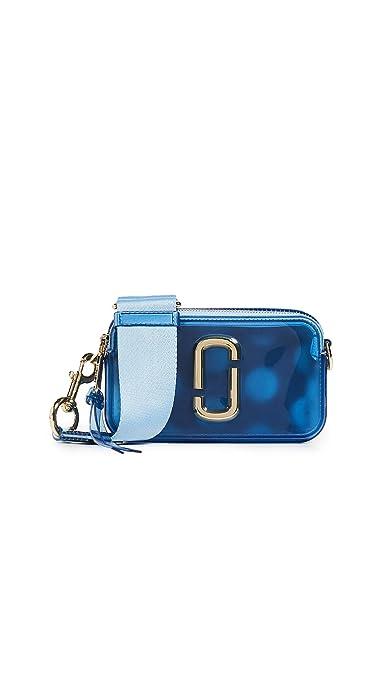 492ed50f71 Amazon.com  Marc Jacobs Women s The Jelly Snapshot Camera Bag