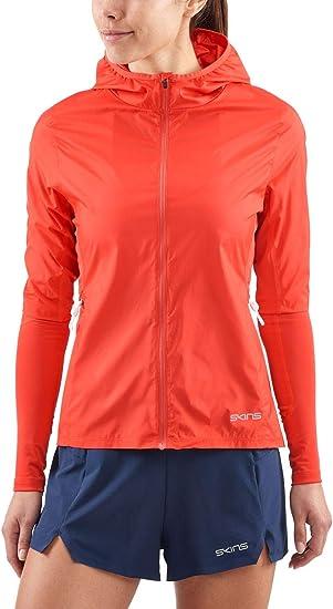 Skins Womens Activewear Gylle Enigineered Wind Jacket