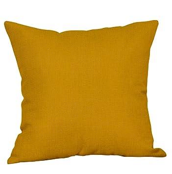 Amazon.com: JHKUNO Funda de almohada, funda de almohada ...
