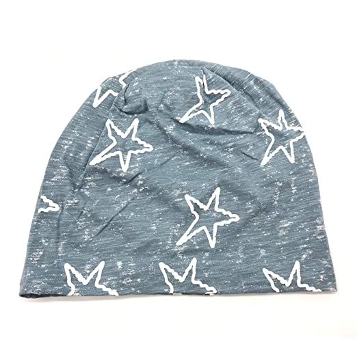 Rays boy Windproof Breathable Mens Beanie Hat Baggy Summer Hat Baggy Slouchy Double-Layer Cap Slouch Jersey Soft /& Comfortable Size Fit Winter Warm Knitted Acrylic Suitable for Men /& Women
