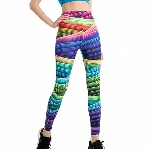 ZSIIBO Digital Printed Womens Full Length Yoga Workout Leggings Thin Capris Pants Fitness Apparel At Amazon Clothing Store