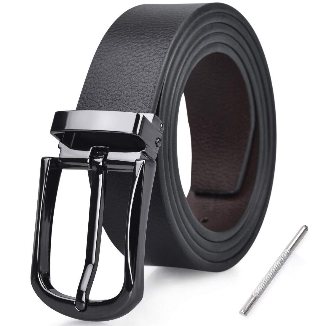 en venta 62845 2b96d Mejor valorados en Cinturones para hombre & Opiniones útiles ...