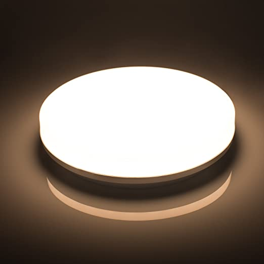 Uesen led ceiling light 18w waterproof ip44 1650lm ceiling lamp uesen led ceiling light 18w waterproof ip44 1650lm ceiling lamp natural whitedaylight white for mozeypictures Images