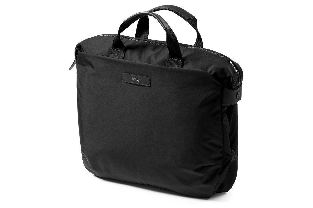Bellroy Duo Work Bag (15 liters expanded, 15'' laptop)-Black