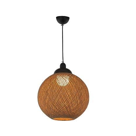 Amazon.com: Modeen Modern creative hemp rope ball ...