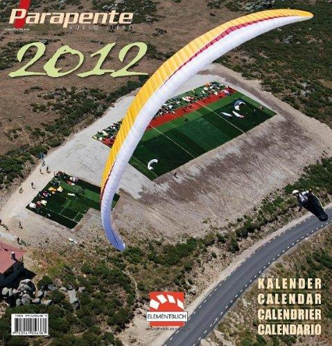 Gleitschirm Kalender Parapente 2012