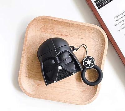 LIZHIQQ Cool 3D Funda de Silicona de Star Wars Darth Vader for ...