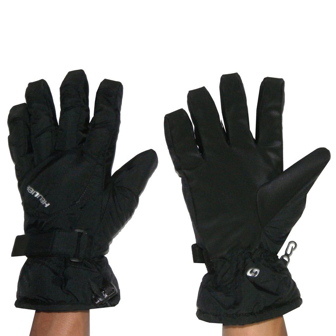Herren Hannah Professionelle Warm & winddicht Insulated Winter Ski-Handschuhe mit Innenfutter
