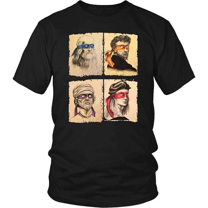 Amazon.com: Teelaunch - Camiseta unisex de renacimiento ...