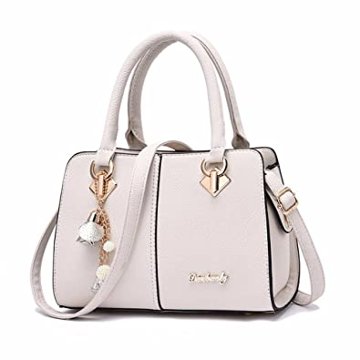 Amazon.com  Womens Purses and Handbags Ladies Designer Satchel Tote Bag  Shoulder Bags  Shoes de956cb0deab1
