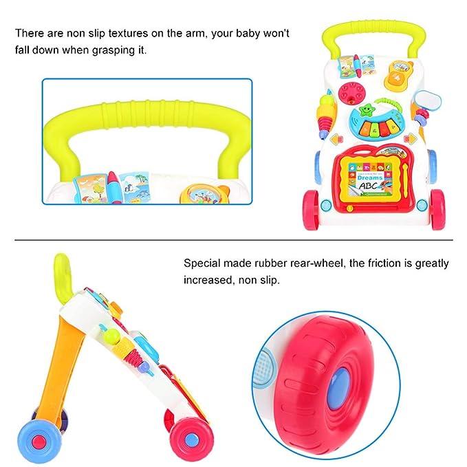 Amazon.com: Baby Walker Toys - Carrito de bebé ...