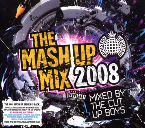 Ministry of Sound: Mash Up Mix 2008