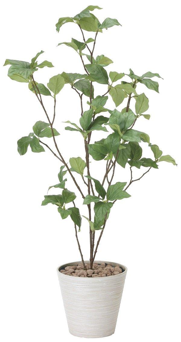 造花 観葉植物 「サラサドウダン H90cm」 光触媒(空気清浄) インテリアグリーン 鉢植え B0797R7D7P