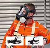 SCK Full Face Respirator Gas Mask Professional