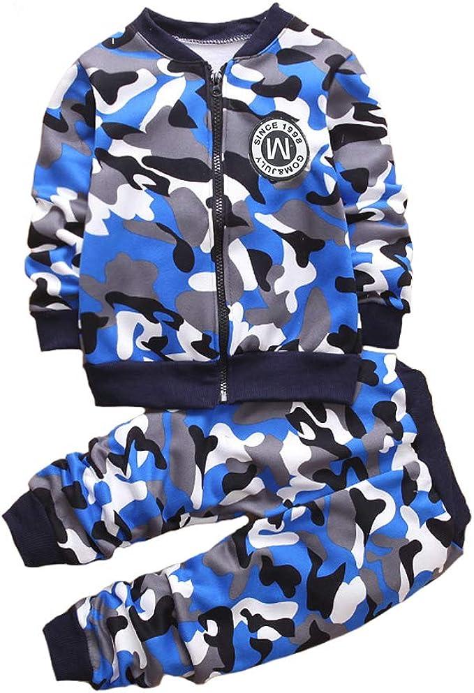Coralup - Conjunto de ropa de invierno para niños pequeños y niñas ...