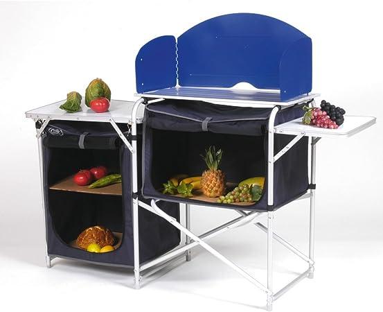 Camp 4 92241 MAX - Mueble de Cocina para Camping: Amazon.es ...