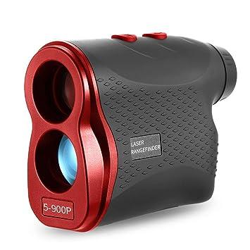 Lixada 600M / 900M Golf Laser Telémetro láser, Caza ...