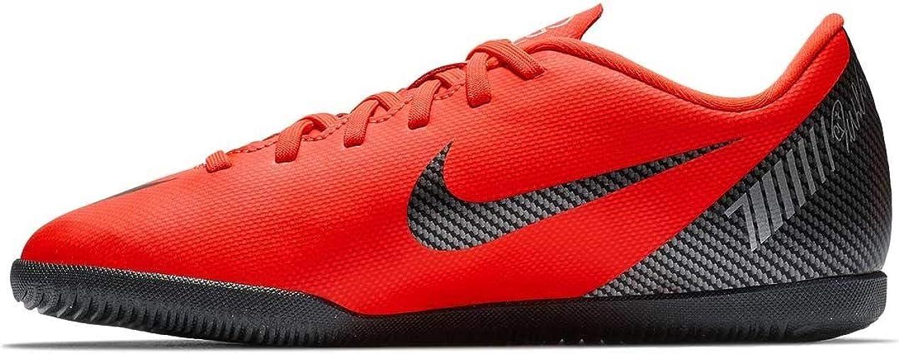 Zapatillas de f/útbol Sala Unisex Ni/ños Nike Jr Vapor 12 Club GS IC