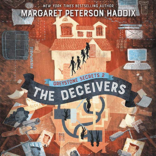The Deceivers Audiobook [Free Download by Trial] thumbnail