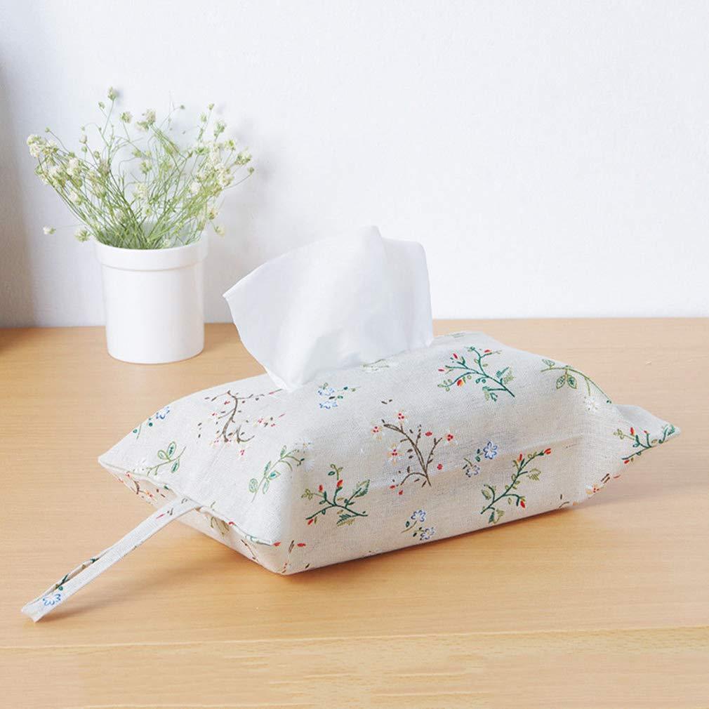 CanVivi Tissue Sacs de mouchoirs en Papier essuie-Main Art 1