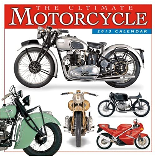 Como Descargar Libros En The Ultimate Motorcycle 2013 Wall (calendar) By Dk Publishing PDF Gratis En Español