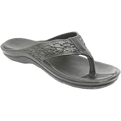 Pali Hawaii Surfer Black Sandal | Sandals