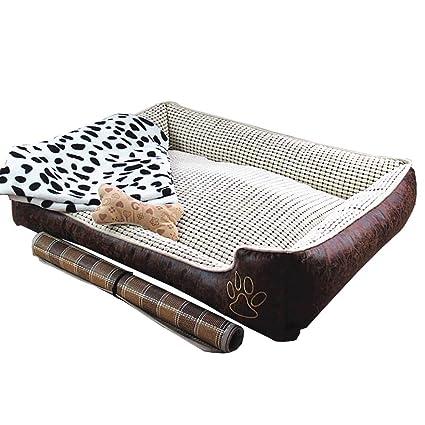 Cama para perro mascotas Cama para Perros pequeña y Resistente al Agua para cajones, Camas