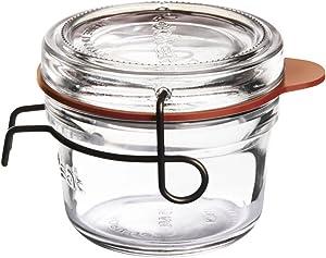 Luigi Bormioli Lock-Eat Food Jar - .125 Liters (4.25 oz)