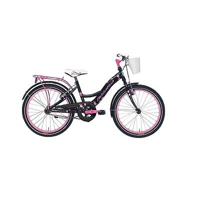 """'Vélo sans change pour fille """"Adriatique"""" Girl Roue 20Noir/Rose"""